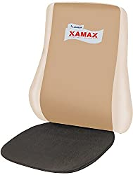 Xamax Executive Plus Standard Back rest for Chair (Grey)