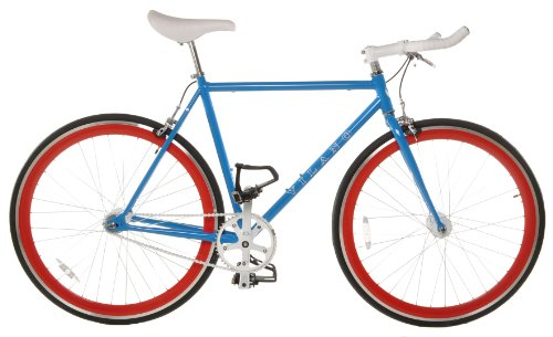 Vilano Chromoly Fixed Gear Single Speed Road Bike