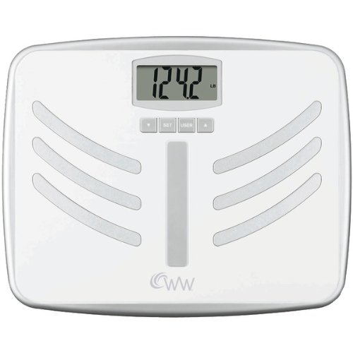 Cheap CONAIR WW66 WIDE-PLATFORM WEIGHT WATCHERS BODY ANALYSIS SCALE – WW66 (WW66)
