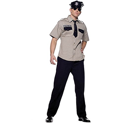 Arresting Police Officer Adult Costume