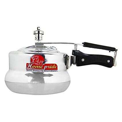 Sess Matki Aluminium 2 L Pressure Cooker (Inner Lid)