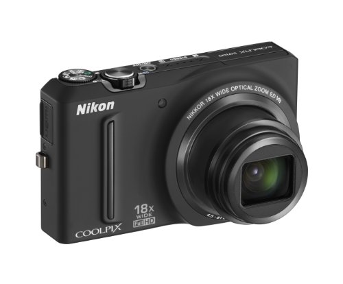 Nikon S9100 Coolpix Digital Camera