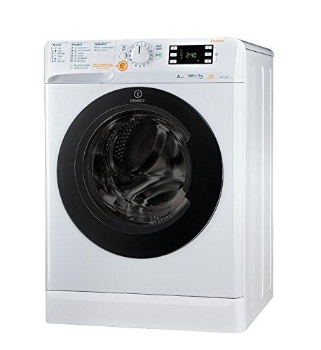 INDESIT XWDE961480X Lave linge 9 kg 1400 trs/min Blanc
