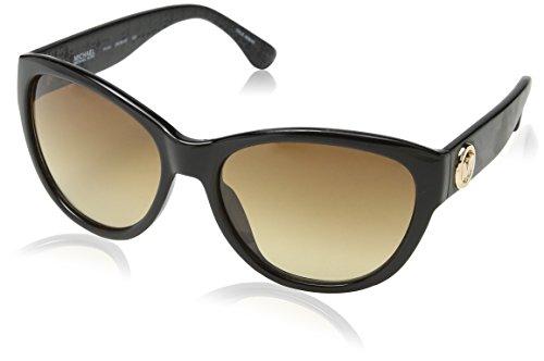 Image of Michael Kors Sunglasses - M2892S Vivian / Frame: Black Lens: Brown Gradient