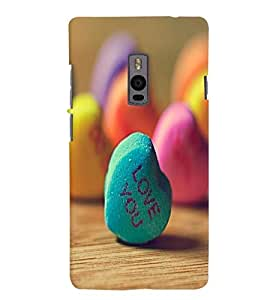 OnePlus 2 MULTICOLOR PRINTED BACK COVER FROM GADGET LOOKS