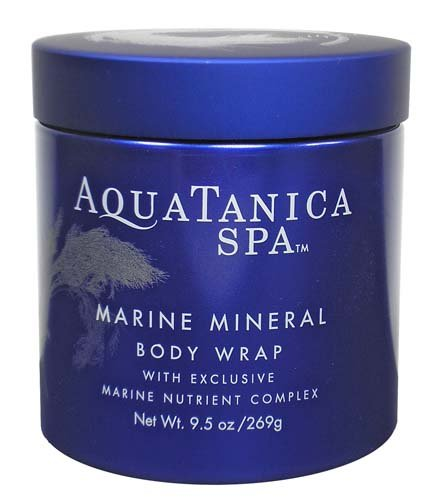 Bath & Body Works Aquatanica Marine Mineral Body Wrap with Exclusive Marine Nutrient Complex 9.5 oz