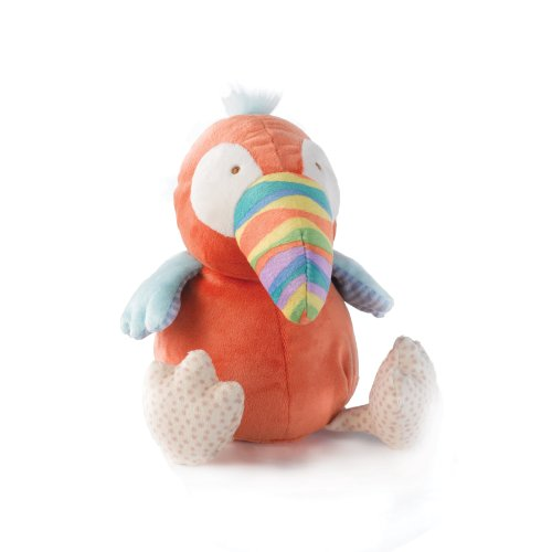 Nat and Jules Plush Toy, Toco Toucan - 1