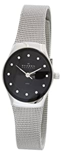 Skagen Women's 693XSSSB Stainless Steel Mesh Watch