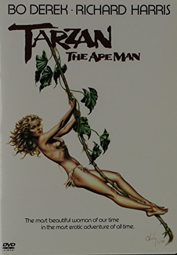 Cover art for  The Tarzan Ape Man