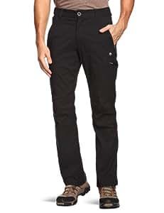 Craghoppers Mens Kiwi Active Pro-Stretch Water Repellent / Resistant Trousers (30 x Short) (Black)