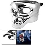 Skull Car Auto Vent Mount Cup Drink Can Bottle Holder