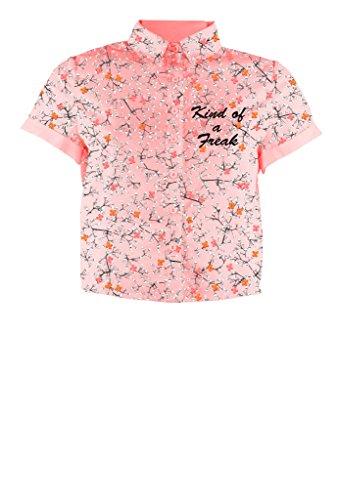 Iron Fist -  Camicia Casual  - Uomo Rosa rosa