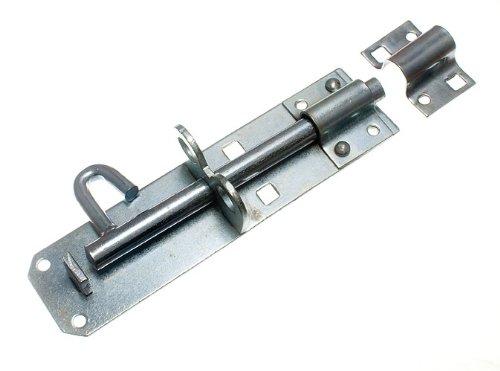 Gate Shed Latch Brenton Pad Bolt Slide Lock 150Mm Bzp