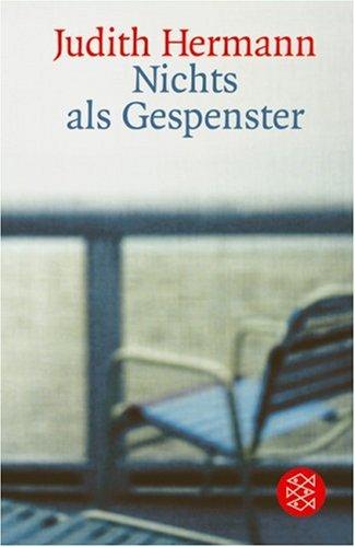 Nichts Als Gespenster (German Edition)