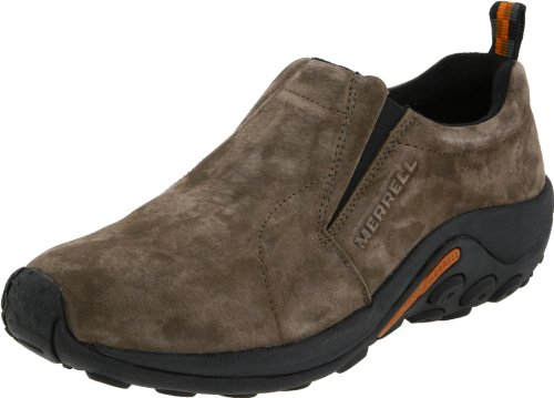 Merrell Men's Jungle Moc Gunsmoke Shoe J60787 9.5 UK