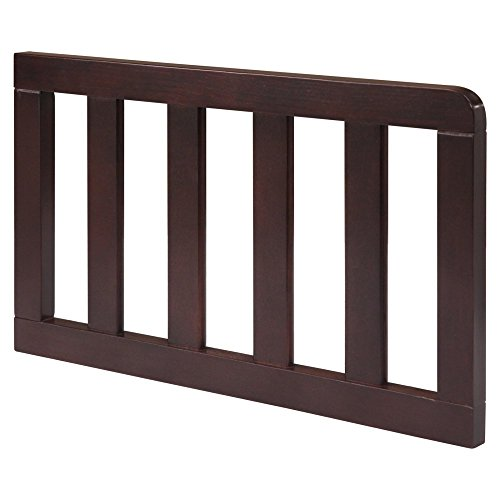 Best Price Delta Children Toddler Guardrail, Dark Chocolate