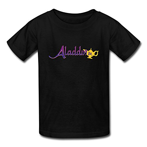 AOPO Aladdin Theater Broadway T Shirts For Kids Unisex