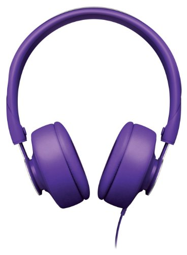Philips SHL5605PP/28 CitiScape Downtown Headphones (Purple) (Discontinued by Manufacturer) (Iphone Headphones Old Version compare prices)