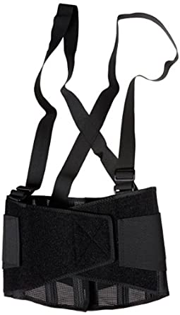 Scott Specialty 3259 XS Workforce Industrial Back Support, X-Small