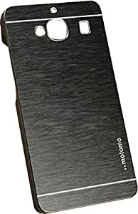 Xiaomi Redmi 2S for Metal Motomo Back Cover color Black