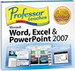 Professor Teaches Word, Excel, & Powe...