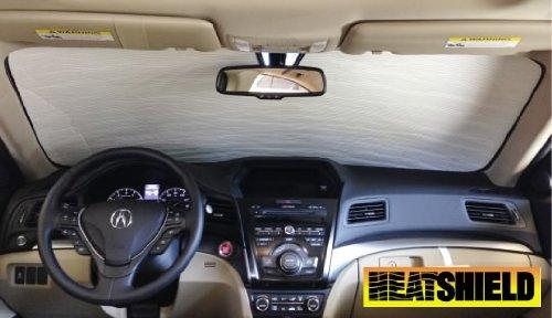 Sunshade For Acura ILX Heatshield Windshield Custom Fit - Acura tl sunshade