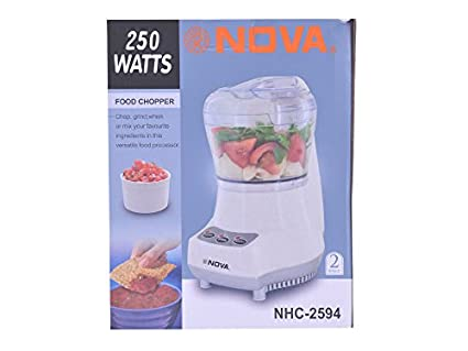 Nova-NHC-2594-Food-Chopper