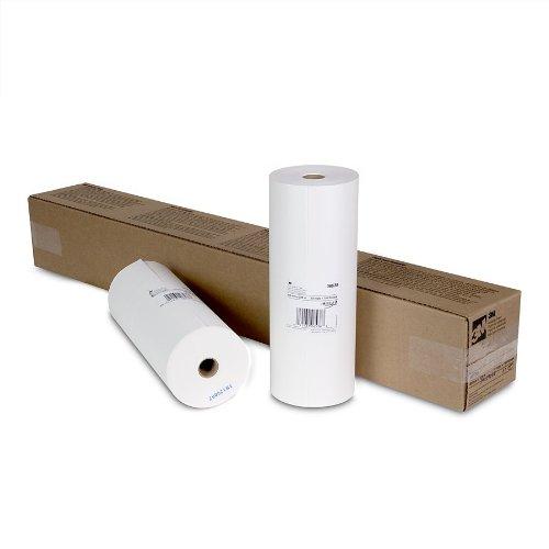 """3M 06538 White 12"""" x 750' Masking Paper"""