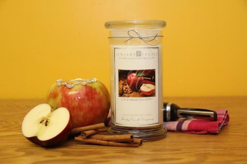 Cinnamon Apple Jewelry Candles By Jewelry Candle Company