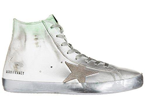 Golden-Goose-zapatos-zapatillas-de-deporte-largas-hombres-en-piel-nuevo-francy-p