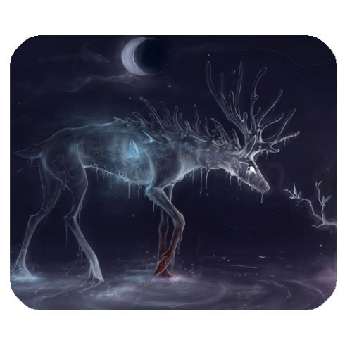 Buck Moon Mousepad