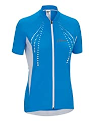 Gonso Lulu Jersey short sleeve womens Ladies blue 2015
