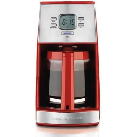 Hamilton Beach 43253R Ensemble Programmable 12-Cup Drip Coffeemaker Compact (Hamilton Ensemble Coffee Maker compare prices)