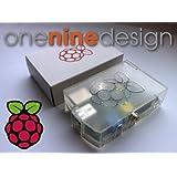 Raspberry Pi Case / Enclosure, Clear