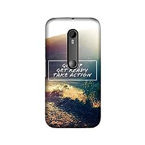StyleO Moto G3 Designer Printed Case & Covers Matte finish Premium Quality (Moto G3 Back Cover)