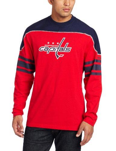 NHL Washington Capitals Shootout Team Long Sleeve