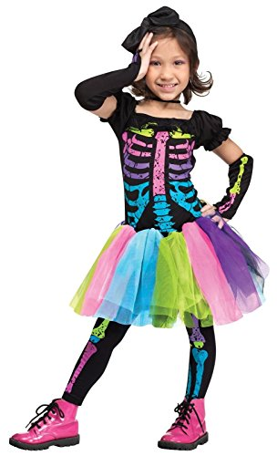 Funky (Cute Toddler Skeleton Costumes)