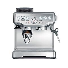 Breville BES860XL Barista Express Espresso Machine with Grinder by Breville