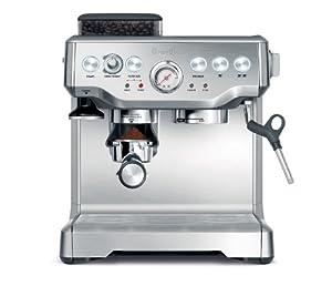 Amazon.com: Breville BES860XL Barista Express Espresso Machine with Grinder: Kitchen & Dining