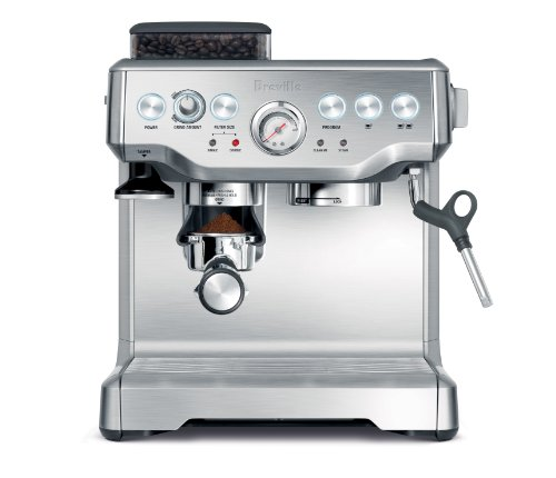 Review Of Breville BES860XL Barista Express Espresso Machine with Grinder