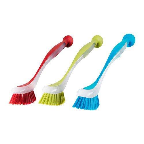 ikea-plastis-set-of-3aa-washing-up-brushes-brush-with-suction-baseaa-aa-dishwasher-safeaa-aa-red-blu