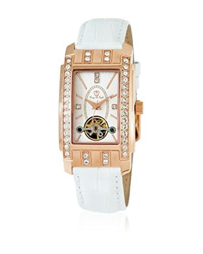Hugo von Eyck Reloj automático Woman Andromeda Blanco 43 mm