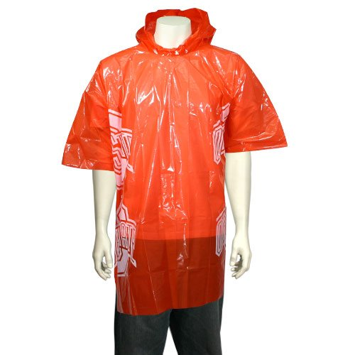 Ohio State Buckeyes Hooded Poncho at Amazon.com