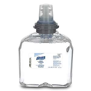 PURELL 5392-02 TFX Refill - Advanced Instant Foam Hand Sanitizer (1200 mL) - 2 Pack