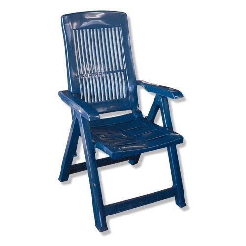 Klappsessel Tampa Farbe: Blau günstig bestellen