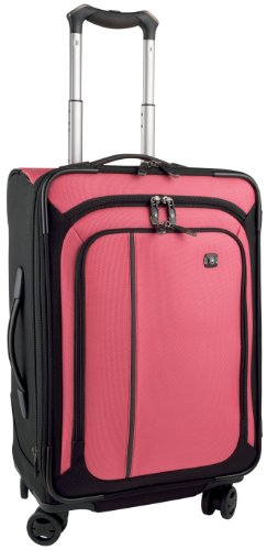 Victorinox Luggage Wt 22 Dual Caster Lightweight Bag, Pink, One Size best buy