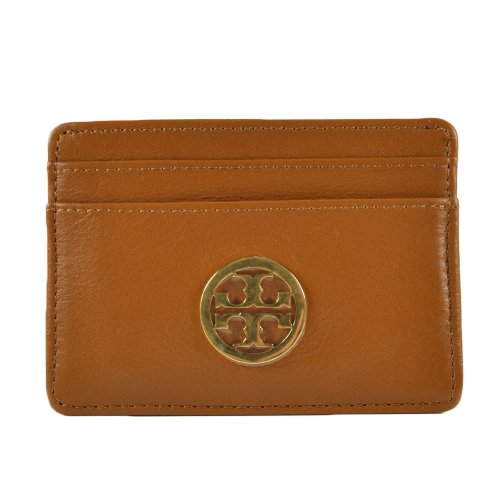 Tory Burch Tory Burch Verona Slim Card Case Luggage
