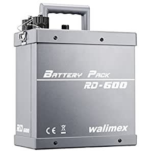 Walimex 16697 Pack de batterie pour RD-600