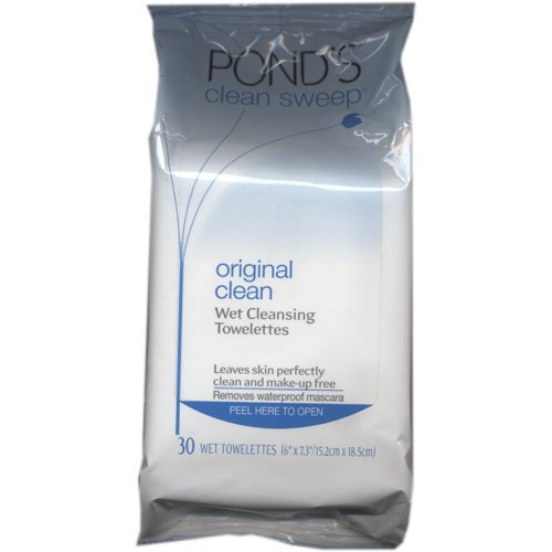 Makeup Remover Cleansing Towelettes front-1041760