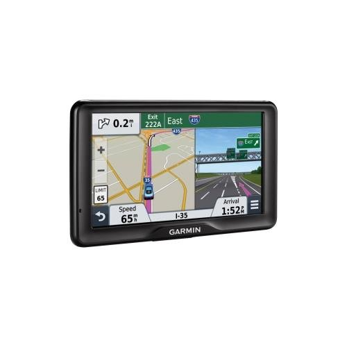 Garmin 010-01061-00 2757Lm Automobile Portable Gps Navigator - 7 - Touchscreen - Speaker - Microsd Card - Voice Prompt Text-To-Speech Lane Assist Junction View - Usb - 1 Hour - Lifetime Map Updates